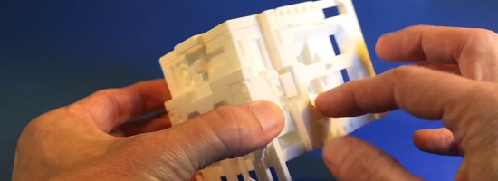 You Won't Believe This Cube Was 3D Printed in One Piece