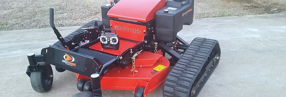 Enhancing The World's Most Bad-Ass Mowers with 3D Printing