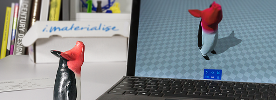 3D Printing with Windows 10 and i.materialise