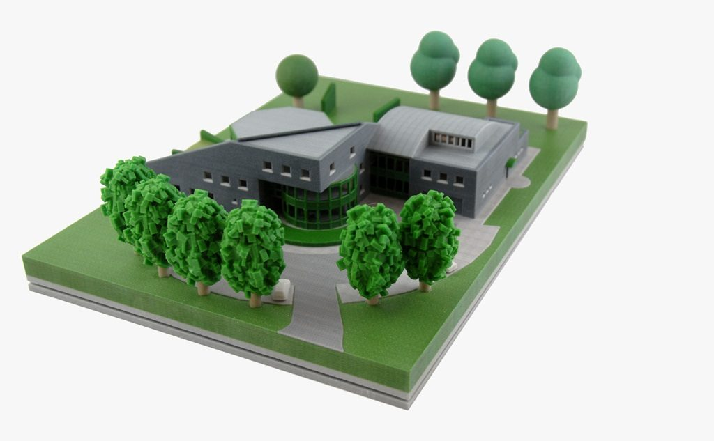 Architecture House Model top 4 benefits of 3d printing models for architects | 3d printing