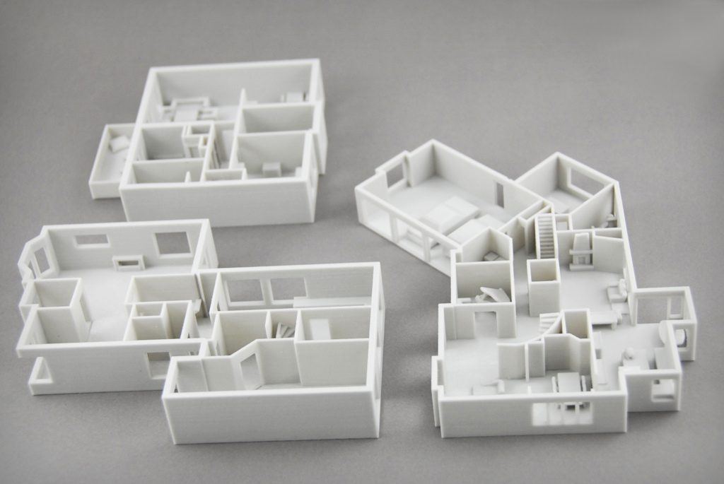 Top 4 benefits of 3d printing models for architects 3d for Print architectural plans