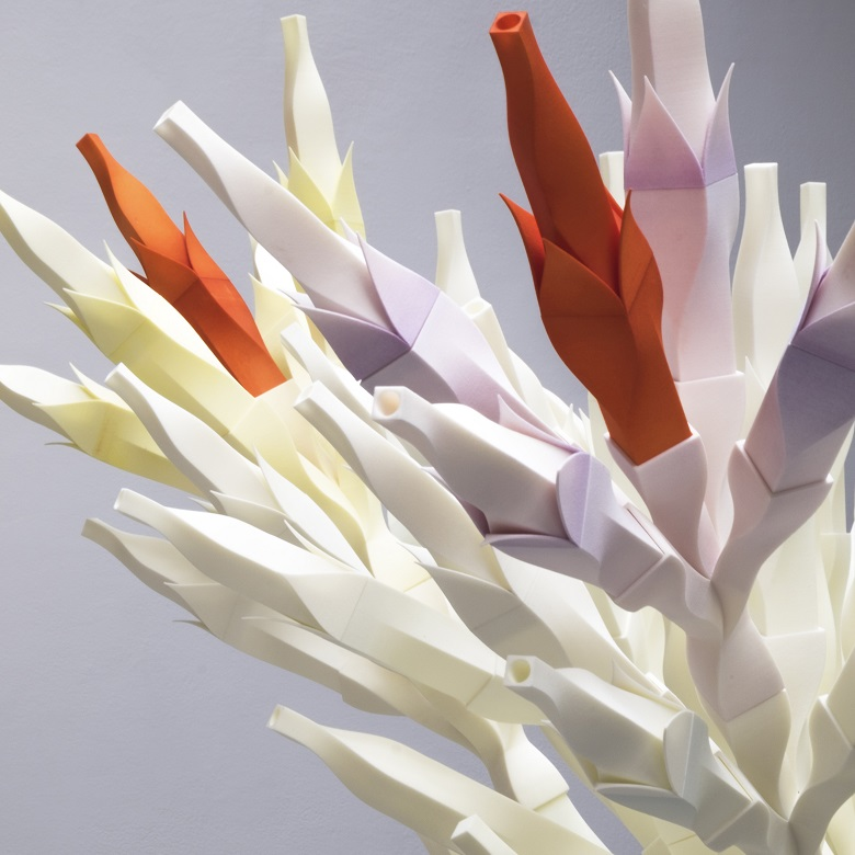 Korean Architect Se Yoon Park Designs Stunning 3D Printed Trees for His Art Installation