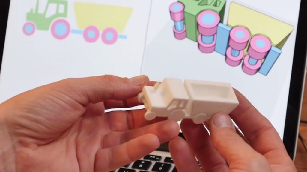 "New User-Friendly 3D Modeling App ""Doodle 3D Transform"" Launched on Kickstarter"