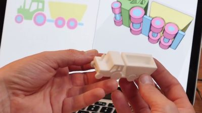 "New User-Friendly 3D Modeling App ""Doodle 3D Transform"" Launched on Kickstarter"