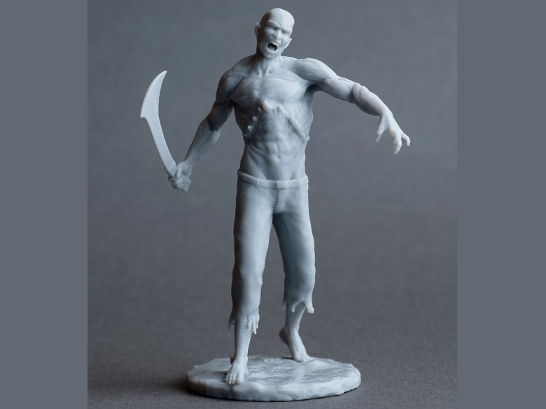 zombie-3d-print