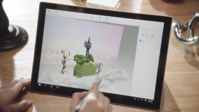 i.materialise and Microsoft Work on Getting '3D' Mainstream with Paint 3D and Remix 3D