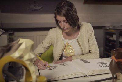 Designer Portrait: Stunning Footwear Created by Shoe Designer Katrien Herdewyn