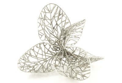 Affordable Luxury: Introducing 3D Printed Rhodium-Plated Brass