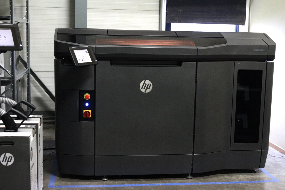 Materialise Begins Production with HP Jet Fusion 3D 4200