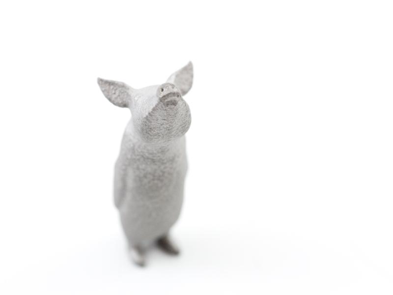 Piguin by Bert De Niel