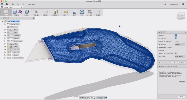 Fusion 360 3D Printing Tutorial | 3D Printing Blog | i materialise