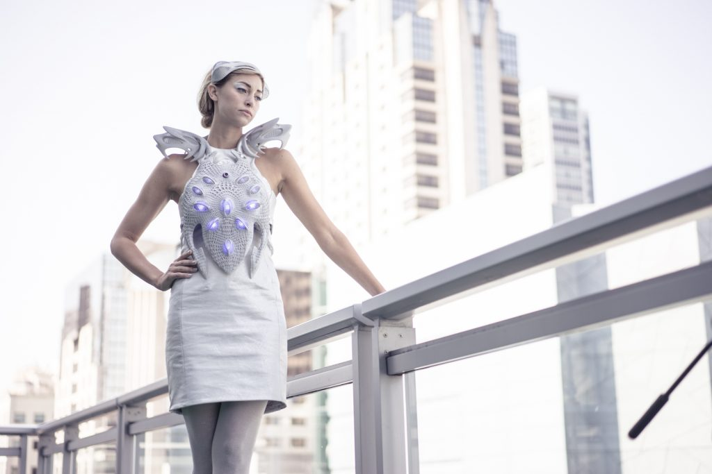 3D Printed Fashion: 10 Amazing 3D Printed Dresses