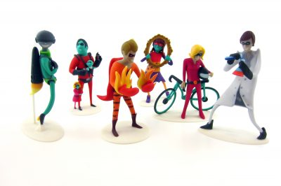 3D-Printed Action Figures: How to Make Your Own Action Figure