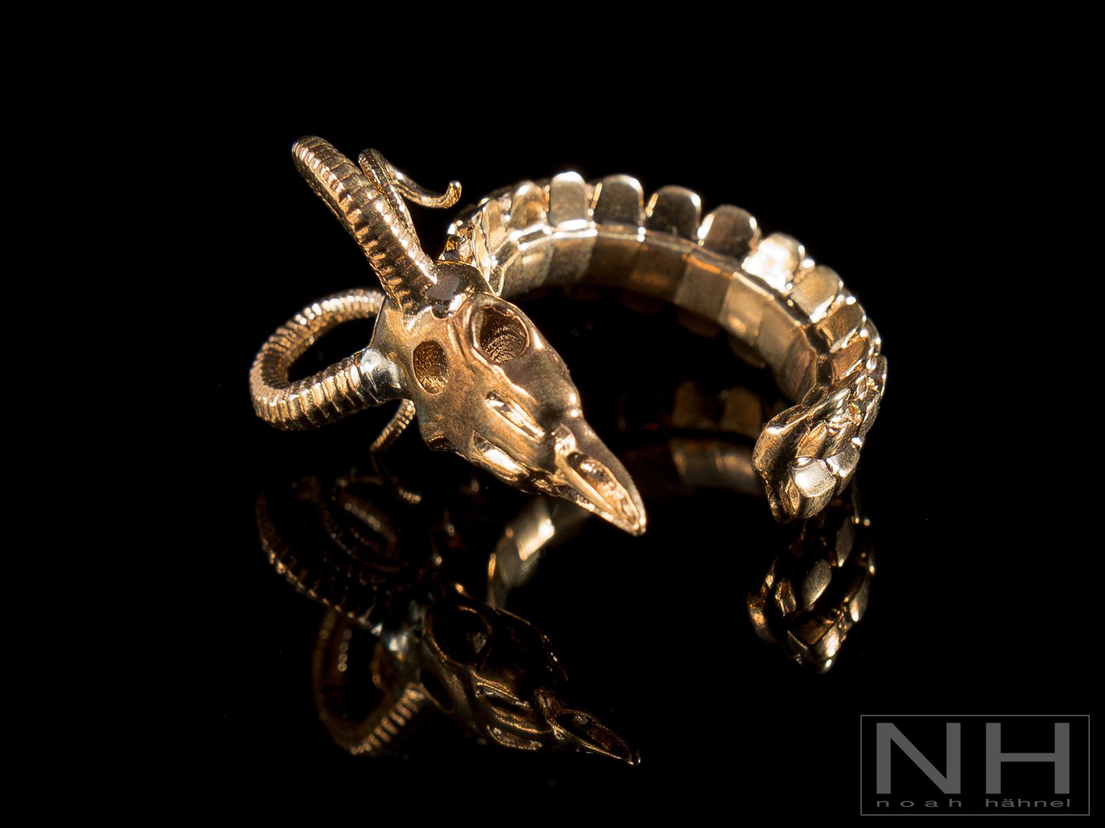 Stories behind 3D Printing: Meet Jewelry Designer Noah Hähnel