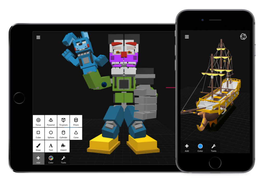 Top 10 Mobile 3d Modeling Apps To Design And 3d Print On