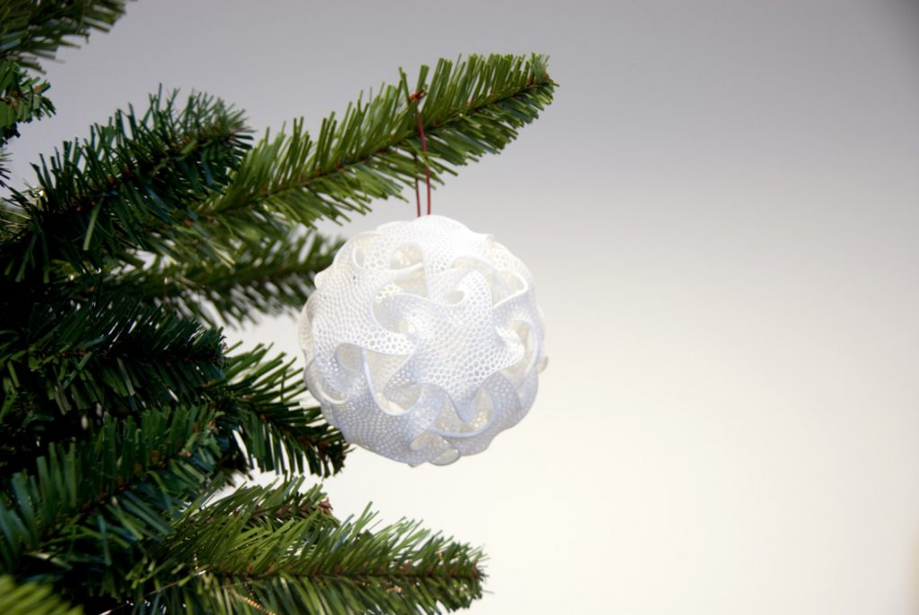 In the Nick of Time: 3D Print Your Holiday Presents