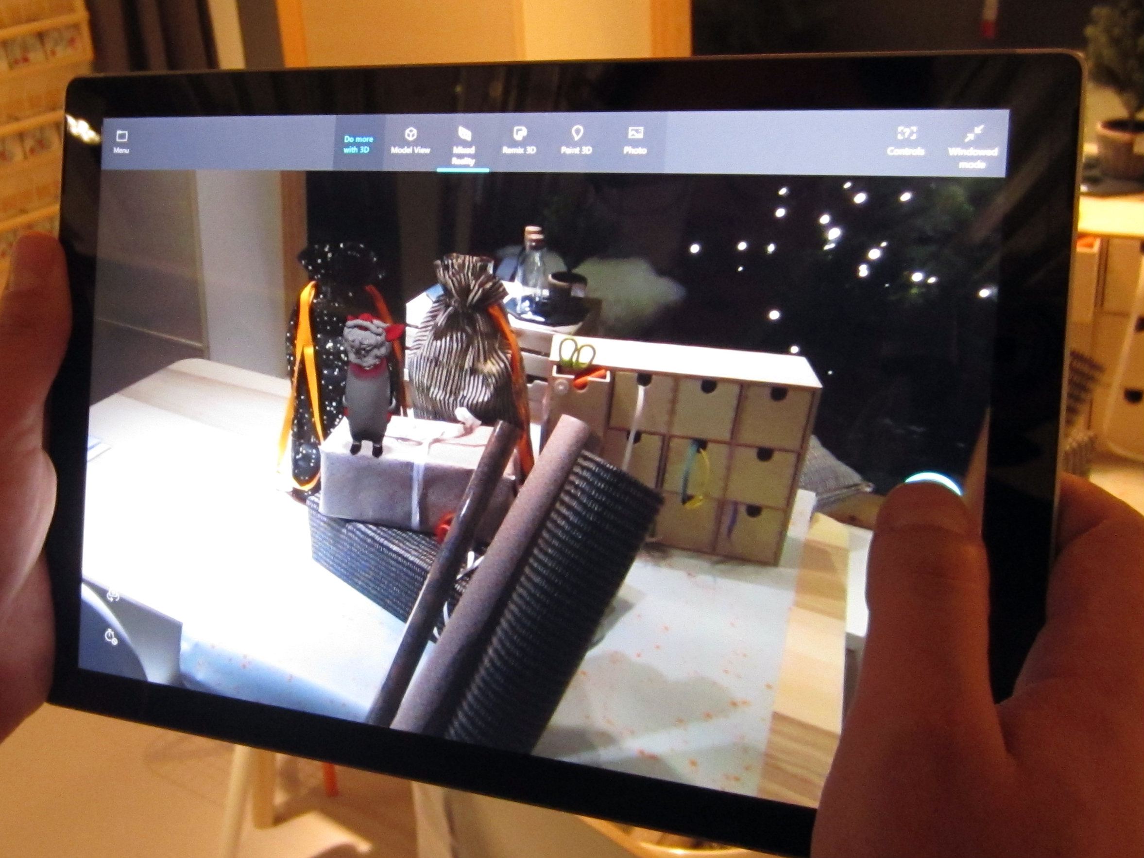 3D Printing with the Windows Mixed Reality Viewer | 3D