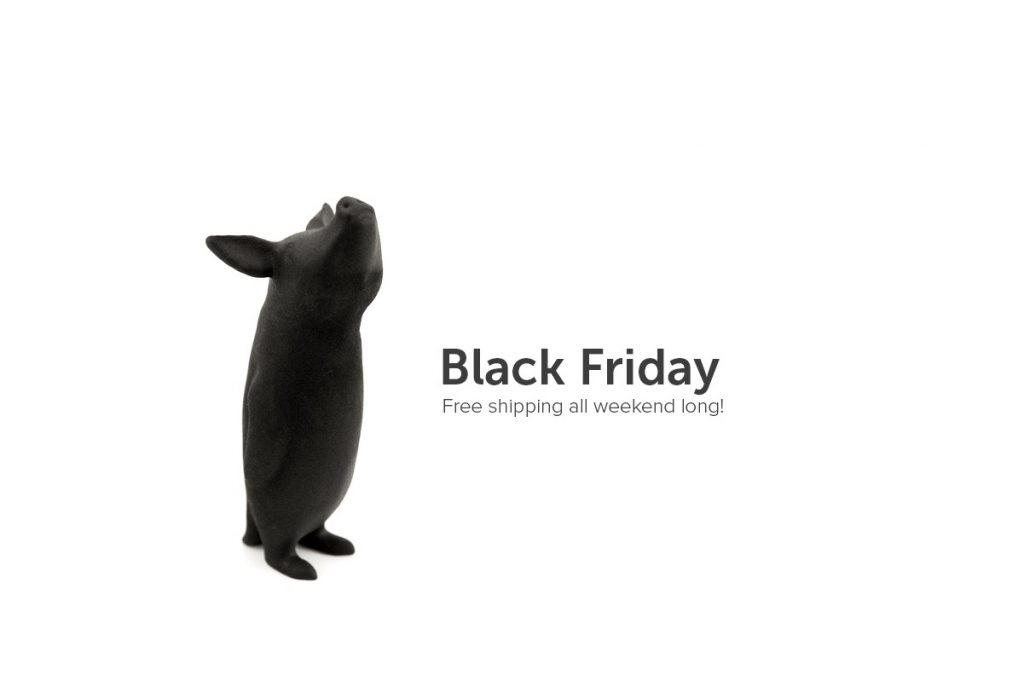 Black Friday to Cyber Monday: Free Shipping on Every Order
