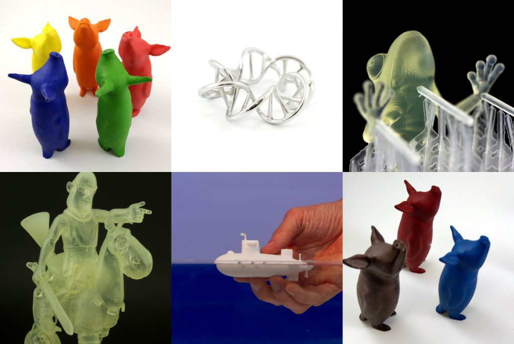 A Year of 3D Printing News