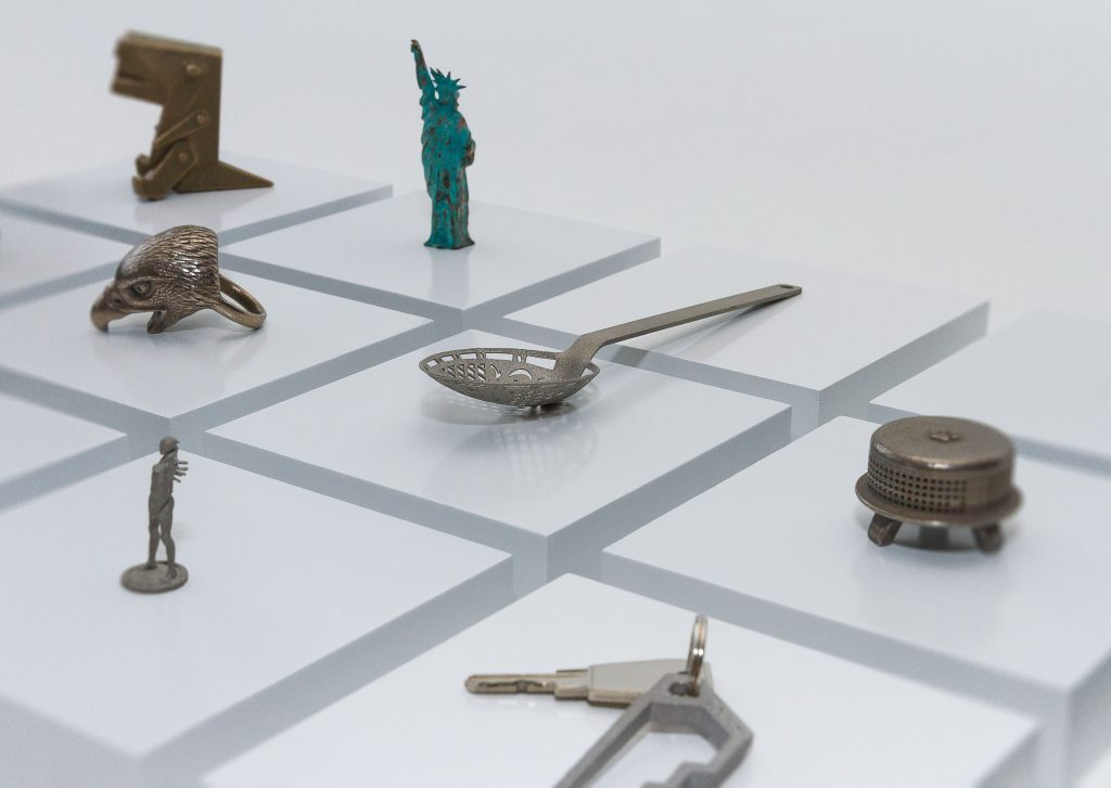 3D Printing in Metal: More than Jewelry!