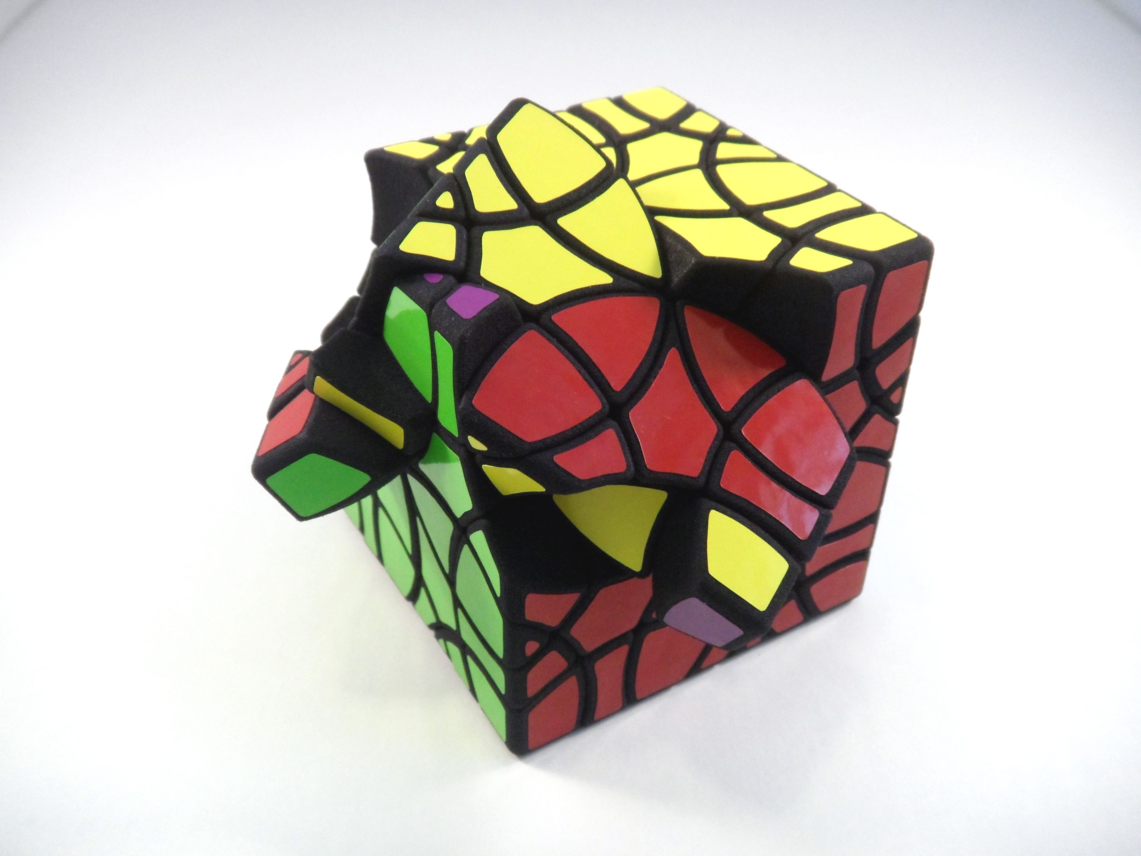 Polyamide 3D Printing at Its Best: Solving David Pitcher's 3D-Printed Puzzles
