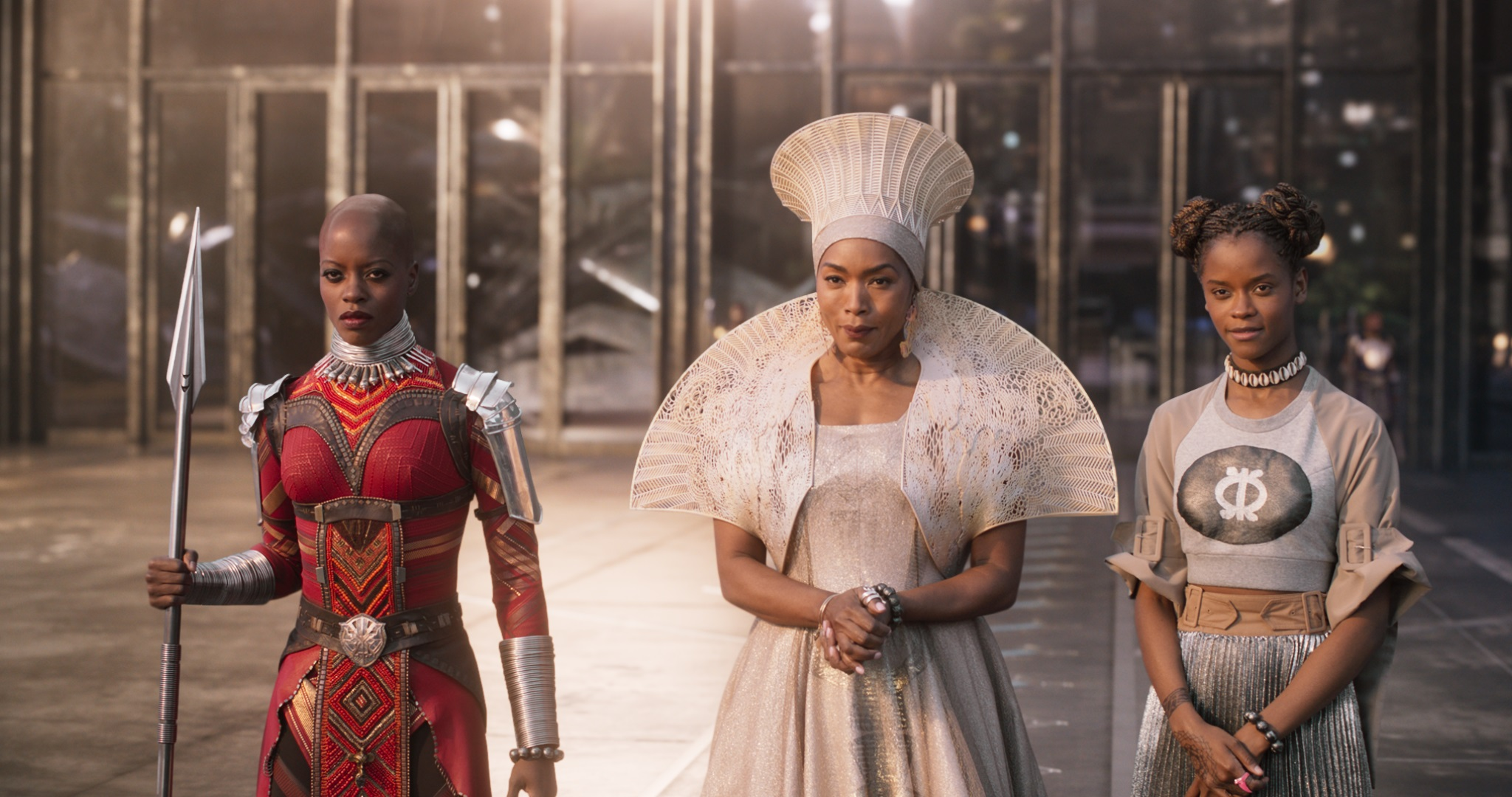 3D Printing at the Movies: How a Costume was 3D Printed for Black Panther