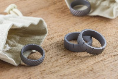 Meet our New Finishes for Titanium 3D Printing