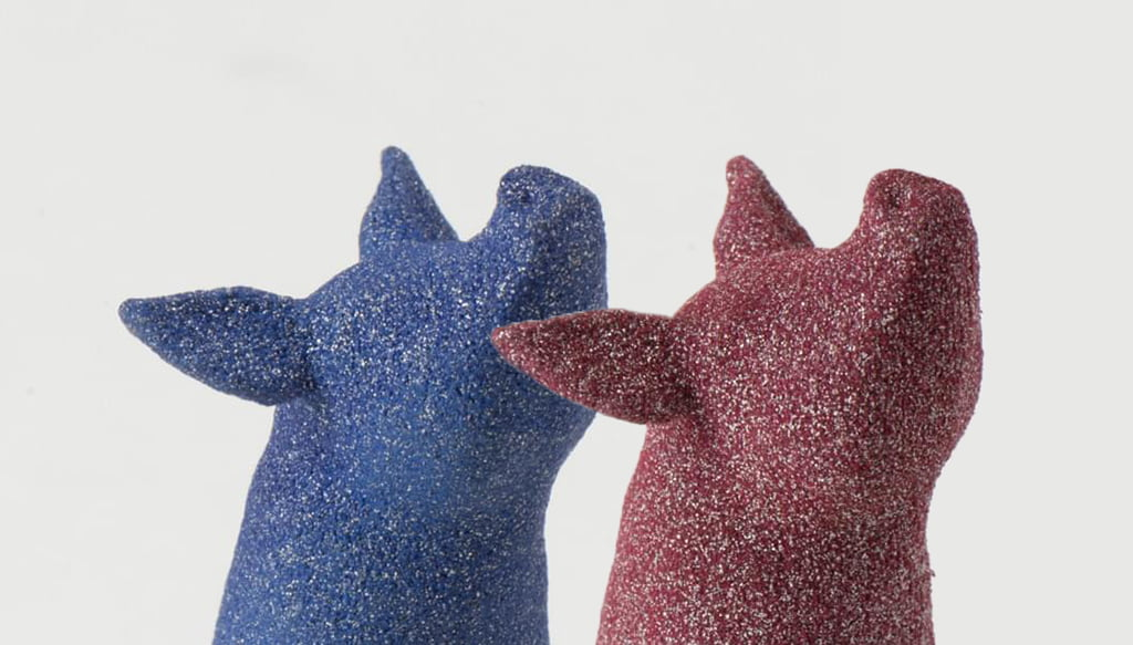 Two Brand Spankin' New Colors For 3D Printing In Alumide To Inspire You