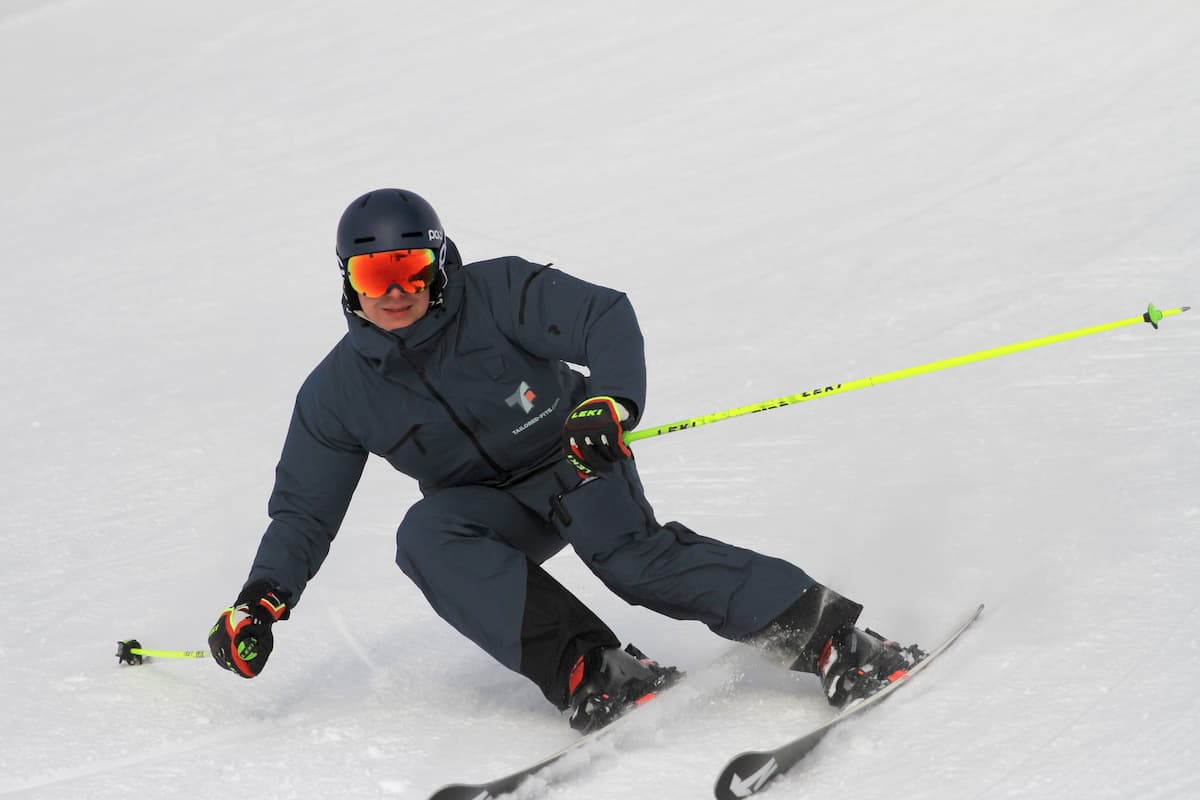 Going Off-Piste with Customized 3D-Printed Ski Boots