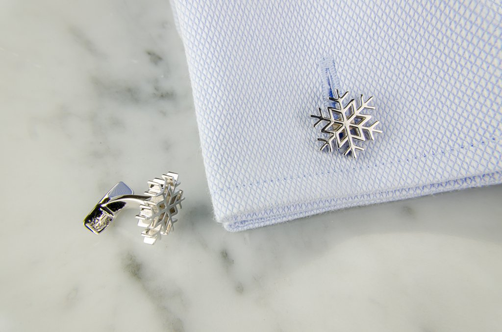 Aviation-Themed Party Sparks 3D-Printed Cufflink Start-Up