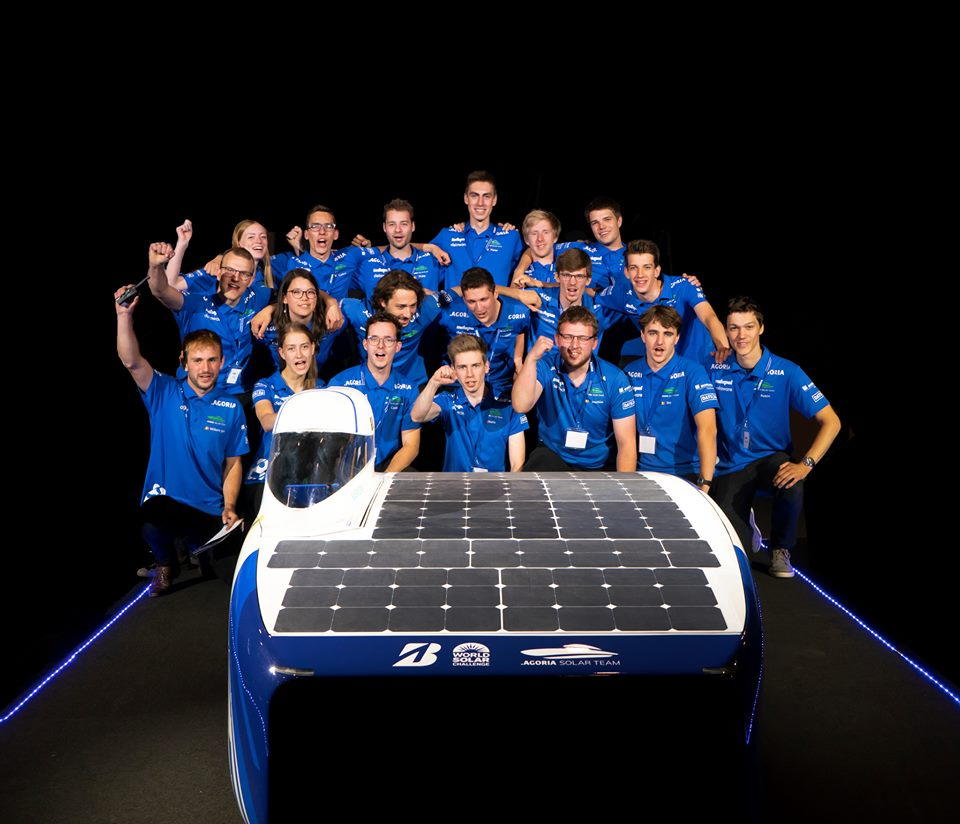 Agoria Solar Car Team