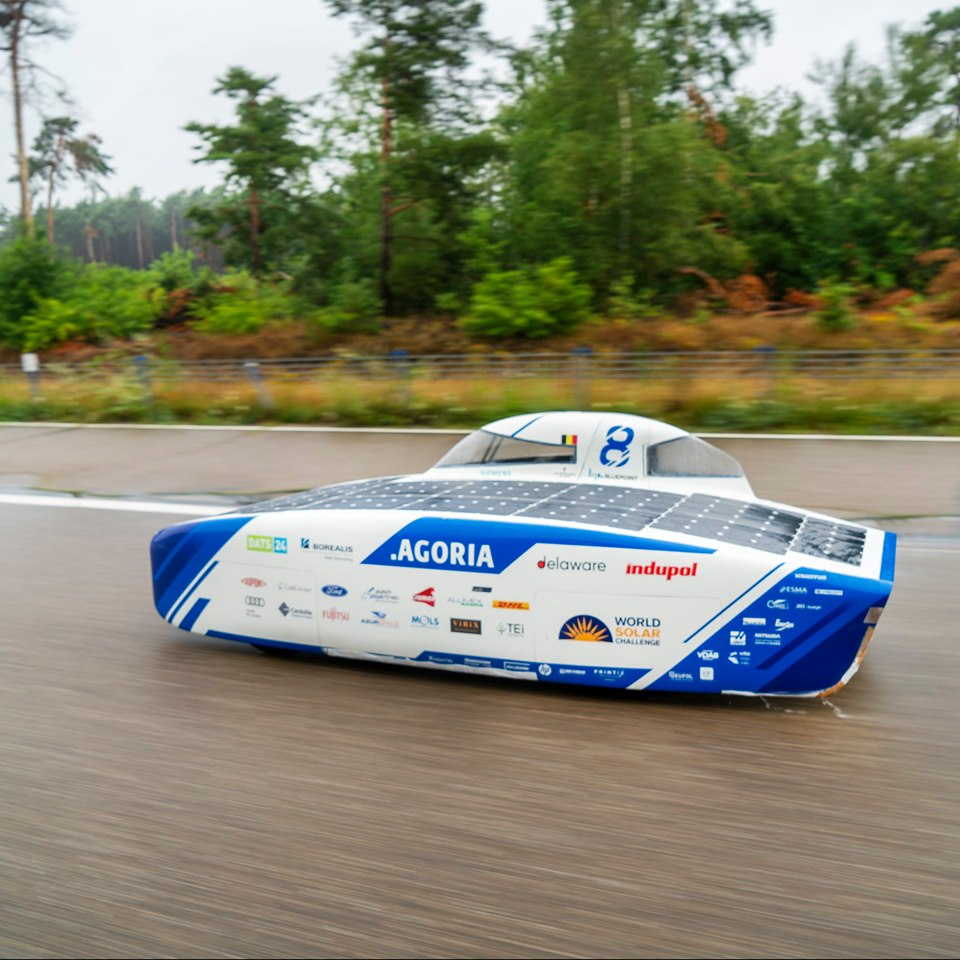 Solar Energy and 3D Printing Join Forces for an International Race