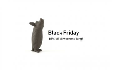 Enjoy Savings with i.materialise this Black Friday Weekend