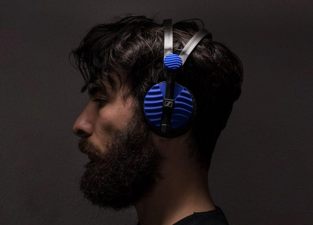 Going Loco With Customized Headphones