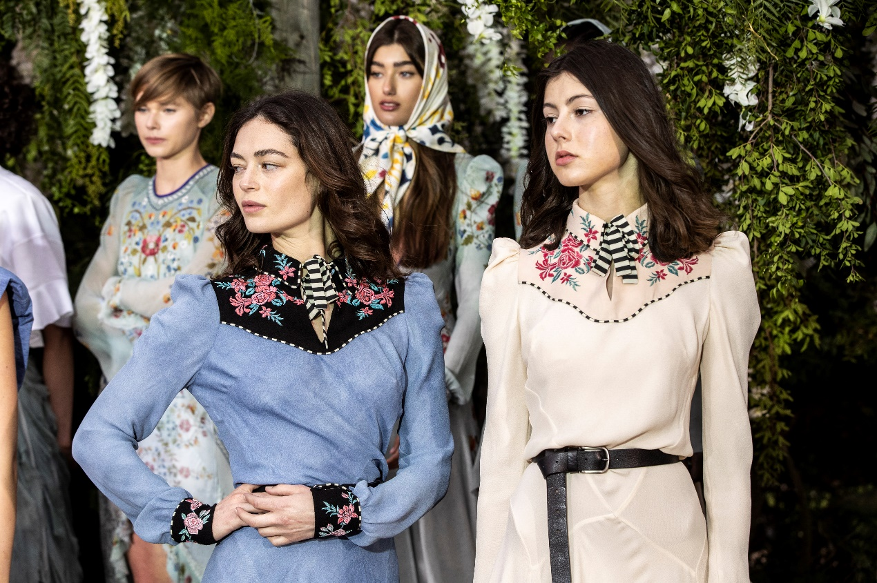 Kornit 3D-Printed Embroidered Clothes