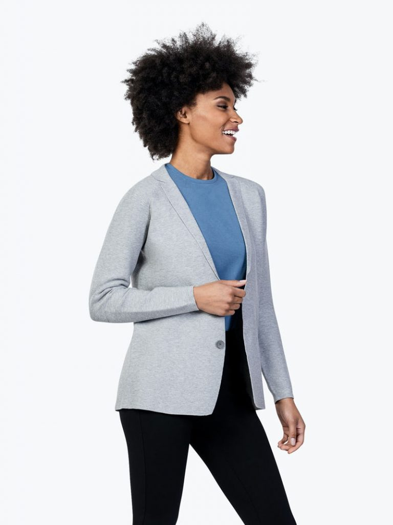 Ministry of Supply 3D-Printed Knit Blazer