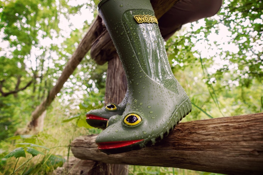 A Trip Down Memory Lane: How 3D Printing Is Bringing 80s Rain Boots Back