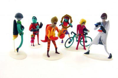Heldenhaft: Ihre eigene Action-Figur in 3D gedruckt