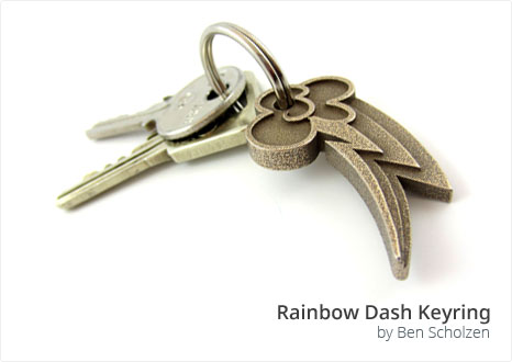 3d printed keychains 3d printing shop i materialise