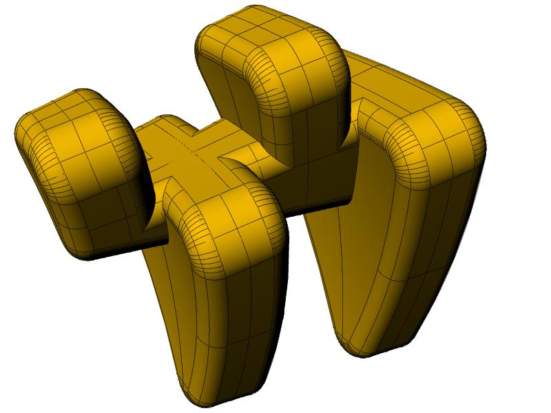 Slice Megaminx v9 - view 07