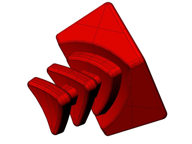 Slice Megaminx v9 - view 09