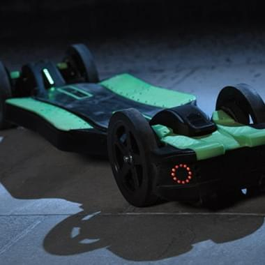 The Need for Speed: Navigating the Urban Landscape With a 3D Printed Electric Longboard