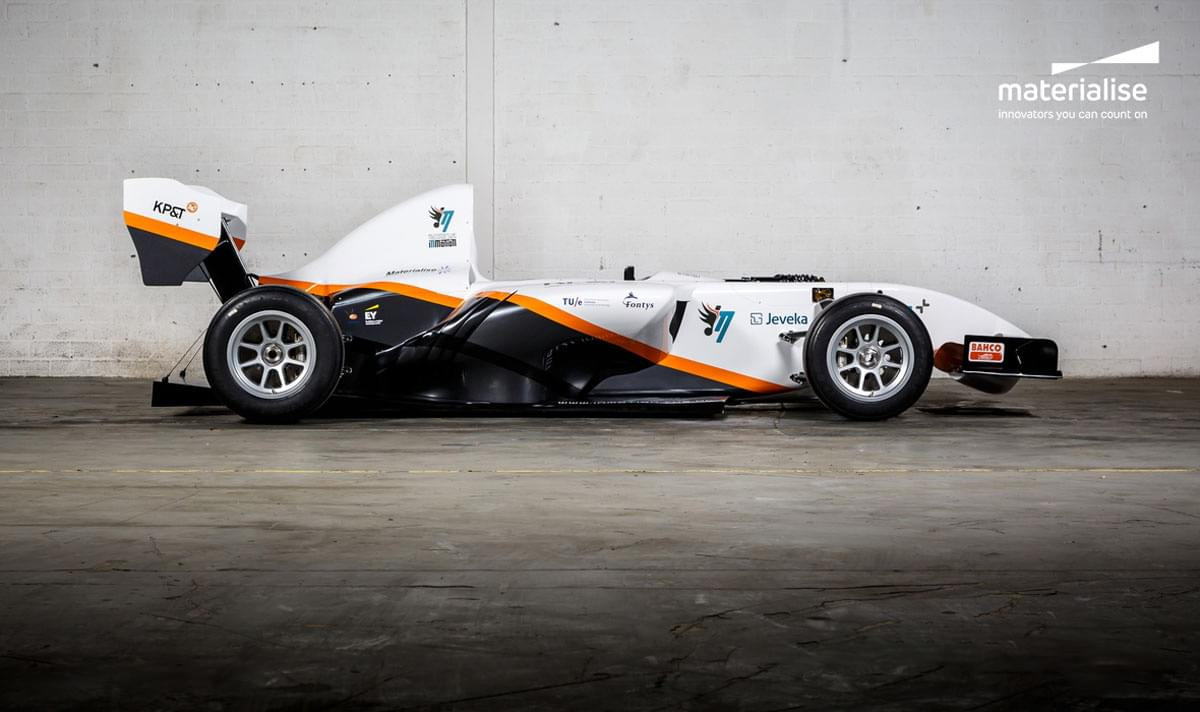KP&T IM/e Electric Race Car