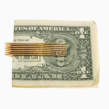Money Clip by DAMN x Café Costume