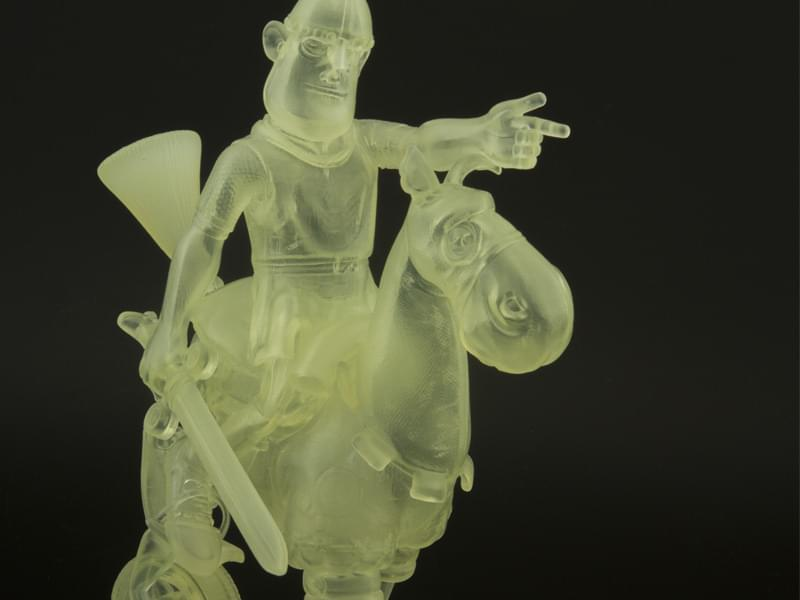 Standard Resin 3D Printing Service | i materialise