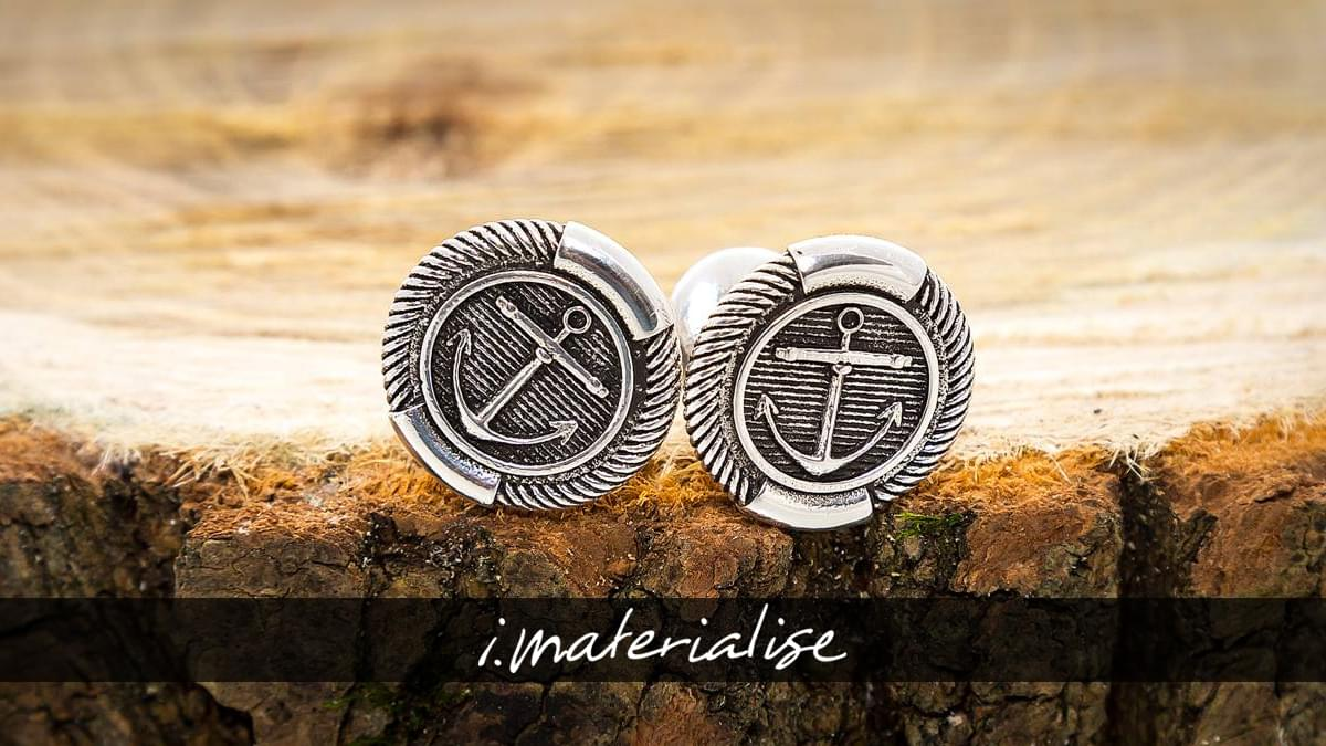 Online Silver 3D Printing Service | i materialise