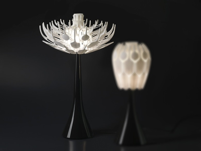 BLOOM - Table L& (High) & MGX by Materialise | 3D Printing Service | i.materialise azcodes.com