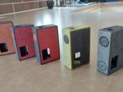 Clockwork mod18650 squonk body | 3D Printing Shop | i