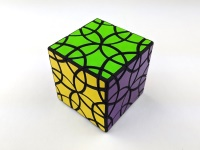 Whirlpool Cube Puzzle