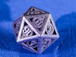 Deathly Hallows d20 dice
